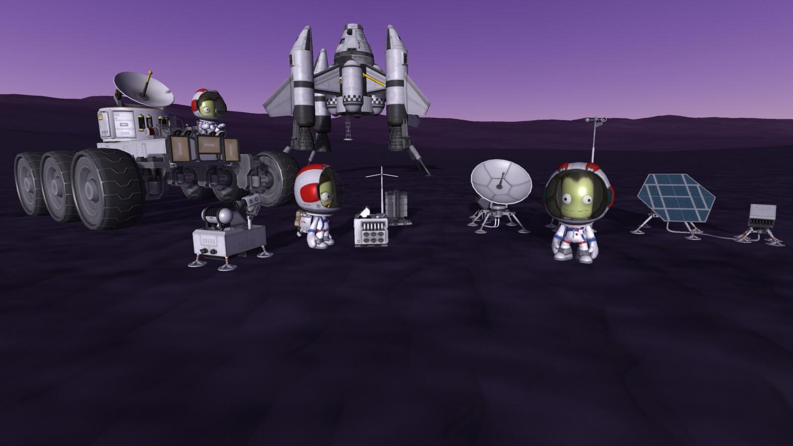 Kerbal Space Breaking Ground Screen 02