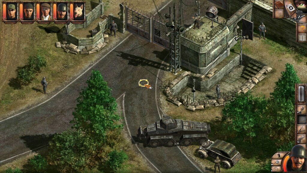 Commandos2 Hd Remaster Release Screenshots (3)