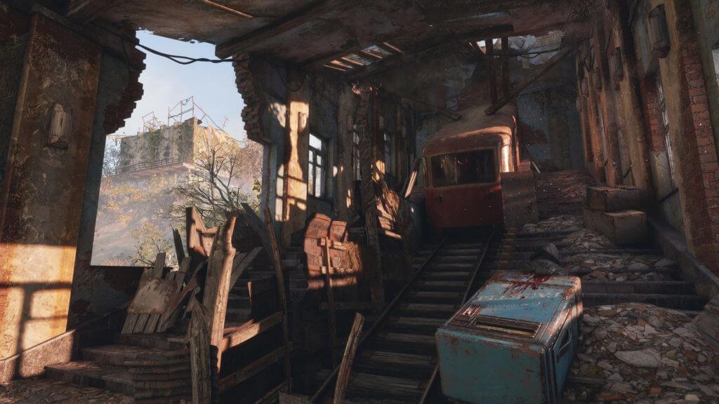 Metro Exodus Sam S Story 1