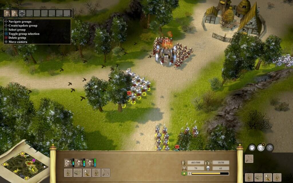 Praetorians Hd Remaster Release (2)