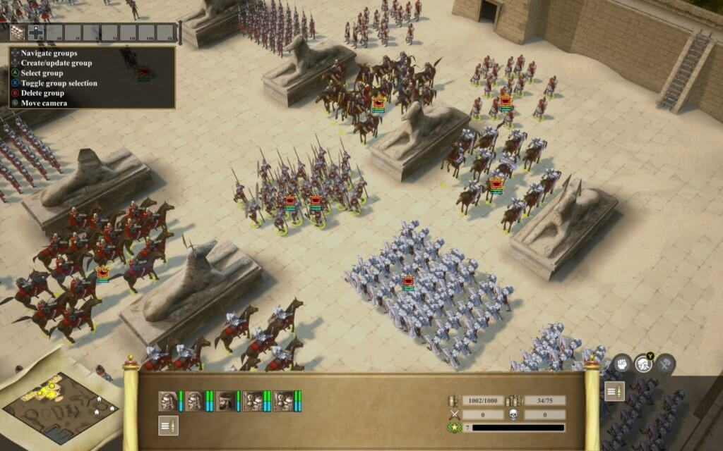Praetorians Hd Remaster Release (4)