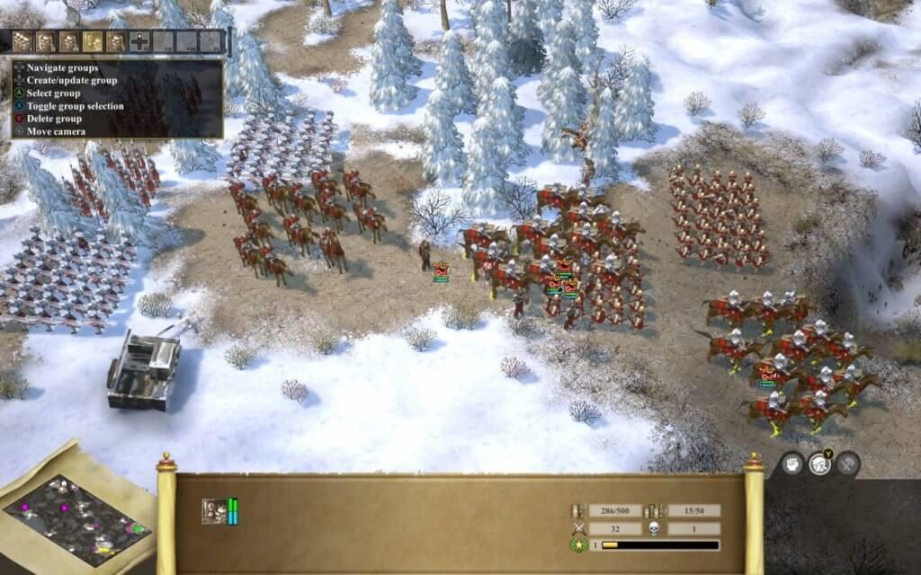Praetorians Hd Remaster Release (5)