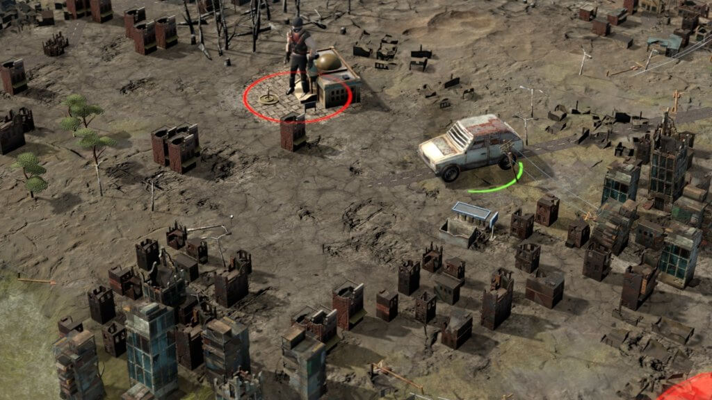 Surviving The Aftermath Vehicles Screenshot