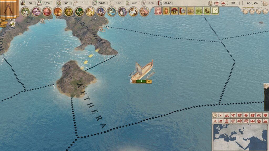 Imperator Rome Spartanships