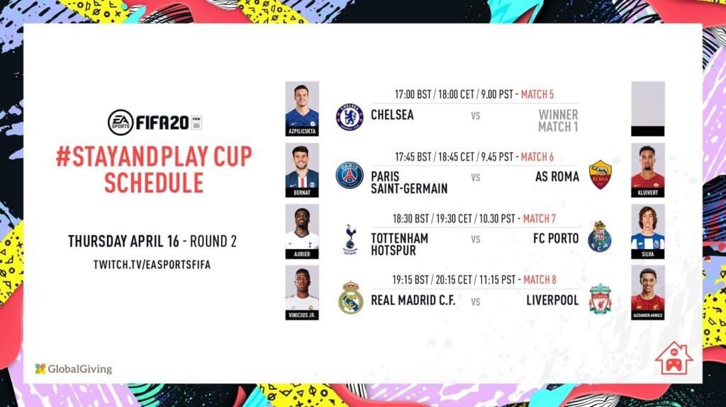 Fifa20 Stayandplay Dailyschedule