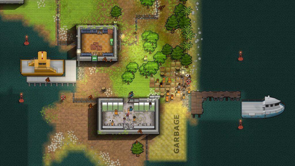 Prison Architect Island Bound Screenshot 01