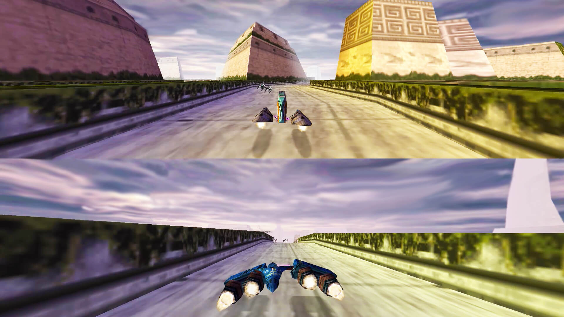 Splitscreen Racer Screenshot7 En