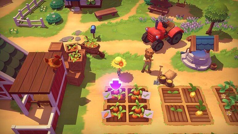 Big Farm Story Screenshot 01