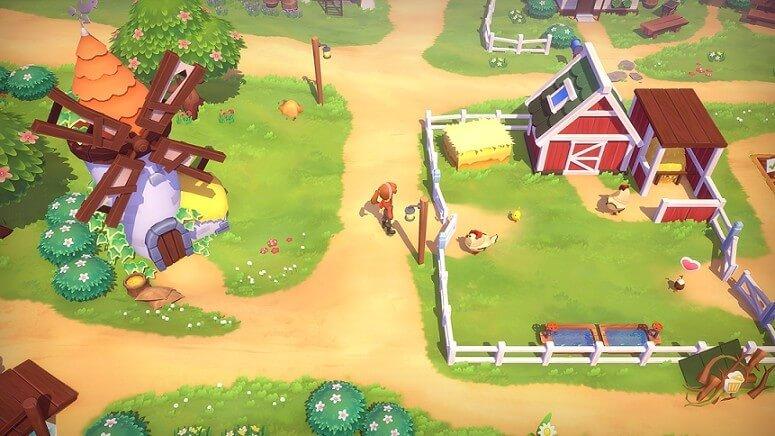 Big Farm Story Screenshot 02