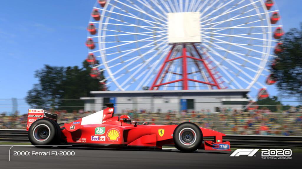 Schumacher Ferrari Japan Sunny 05