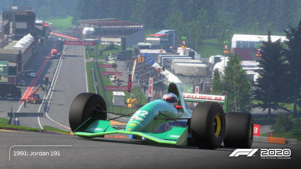 Schumacher Jordan Spa 01