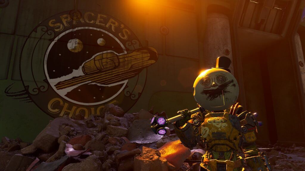 The Outer Worlds Peril On Gorgon Screenshot 01