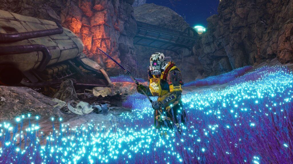 The Outer Worlds Peril On Gorgon Screenshot 02