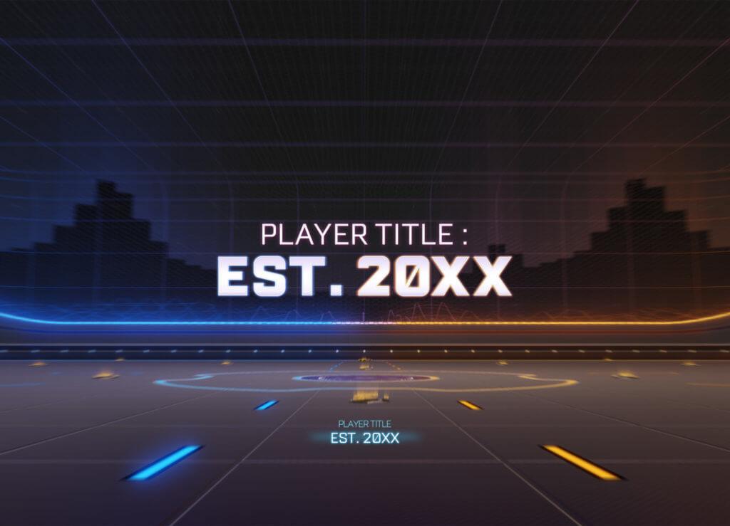 Player Title Est 20xx