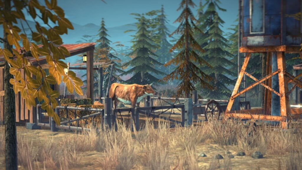 Surviving The Aftermath Update 9 First Settlers Ranch Cow