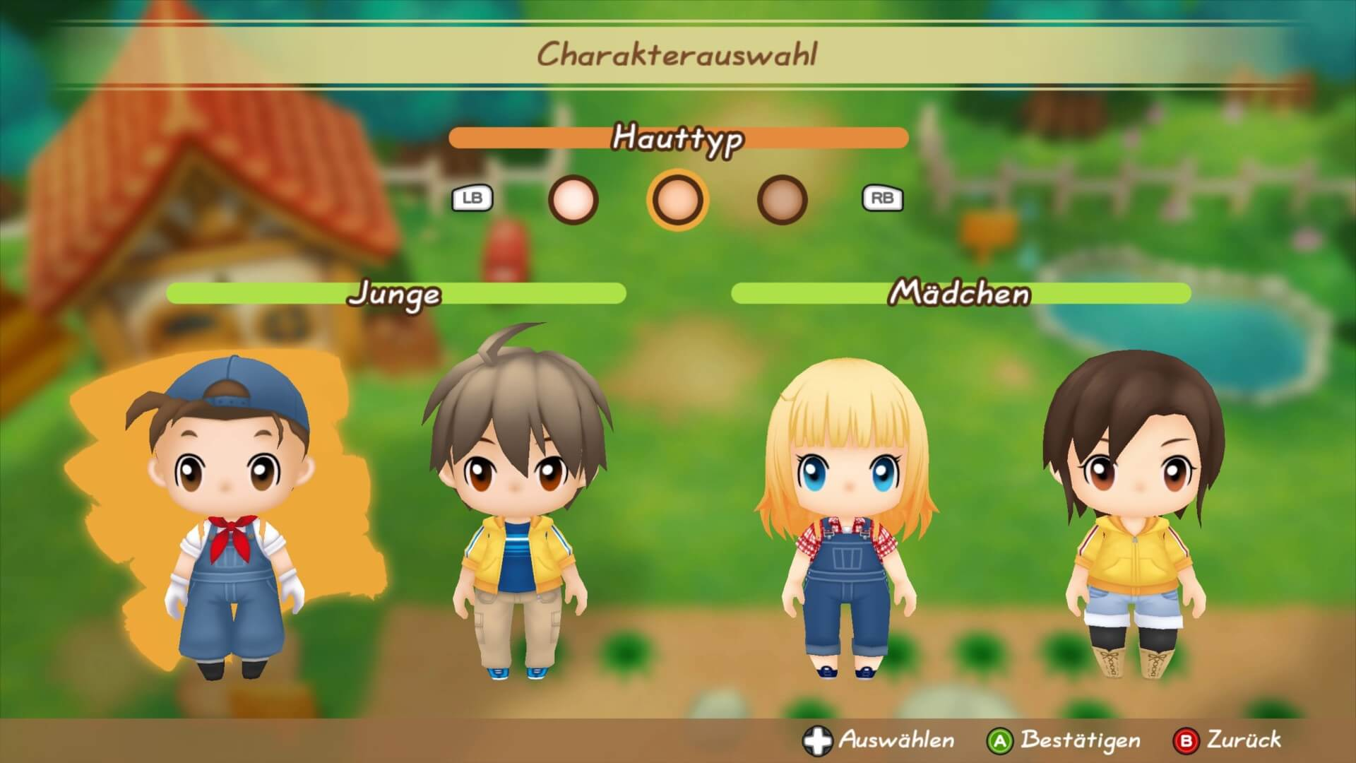 Story Of Seasons (2)