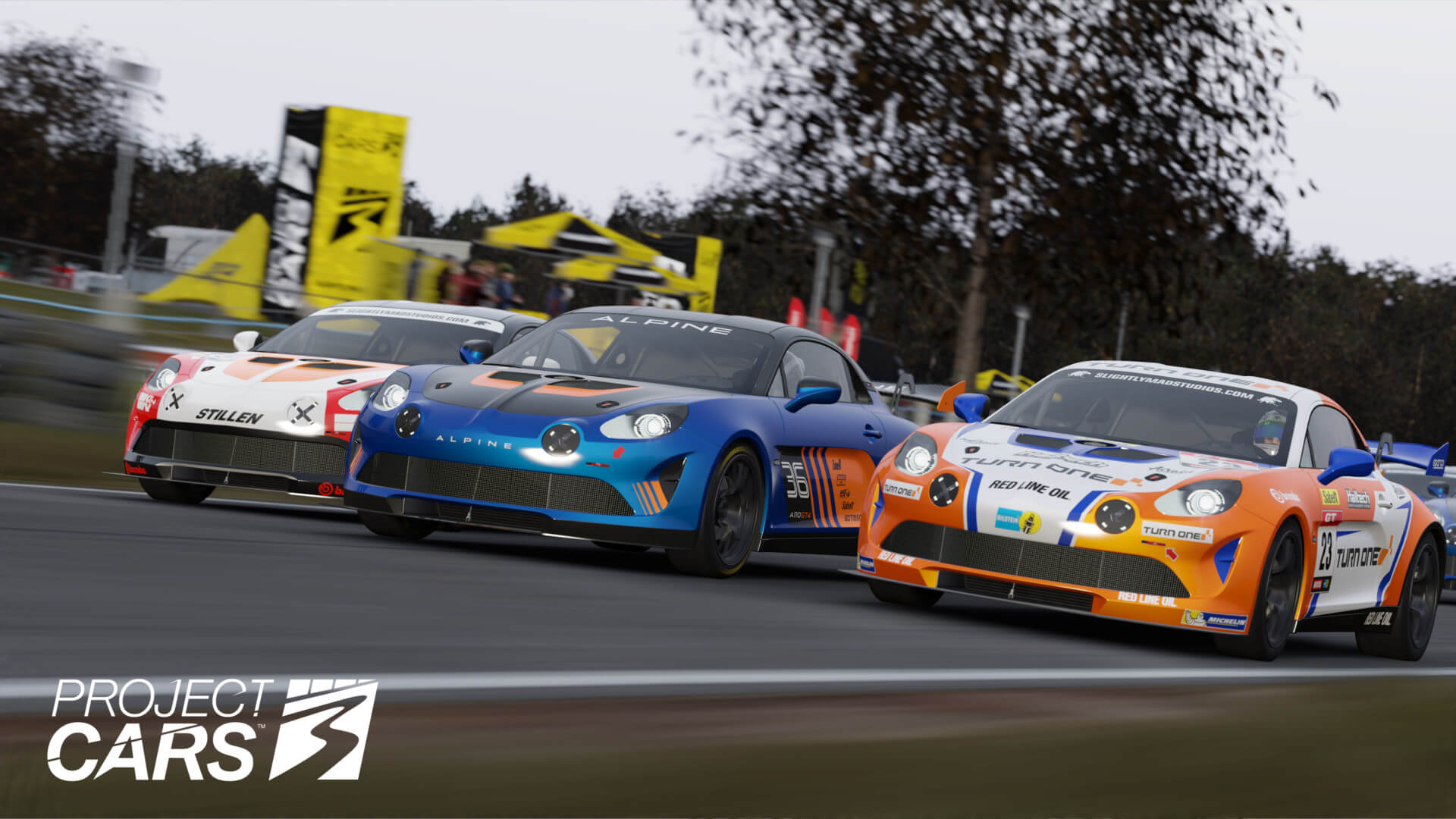 Alpinegt4 Oultonpark