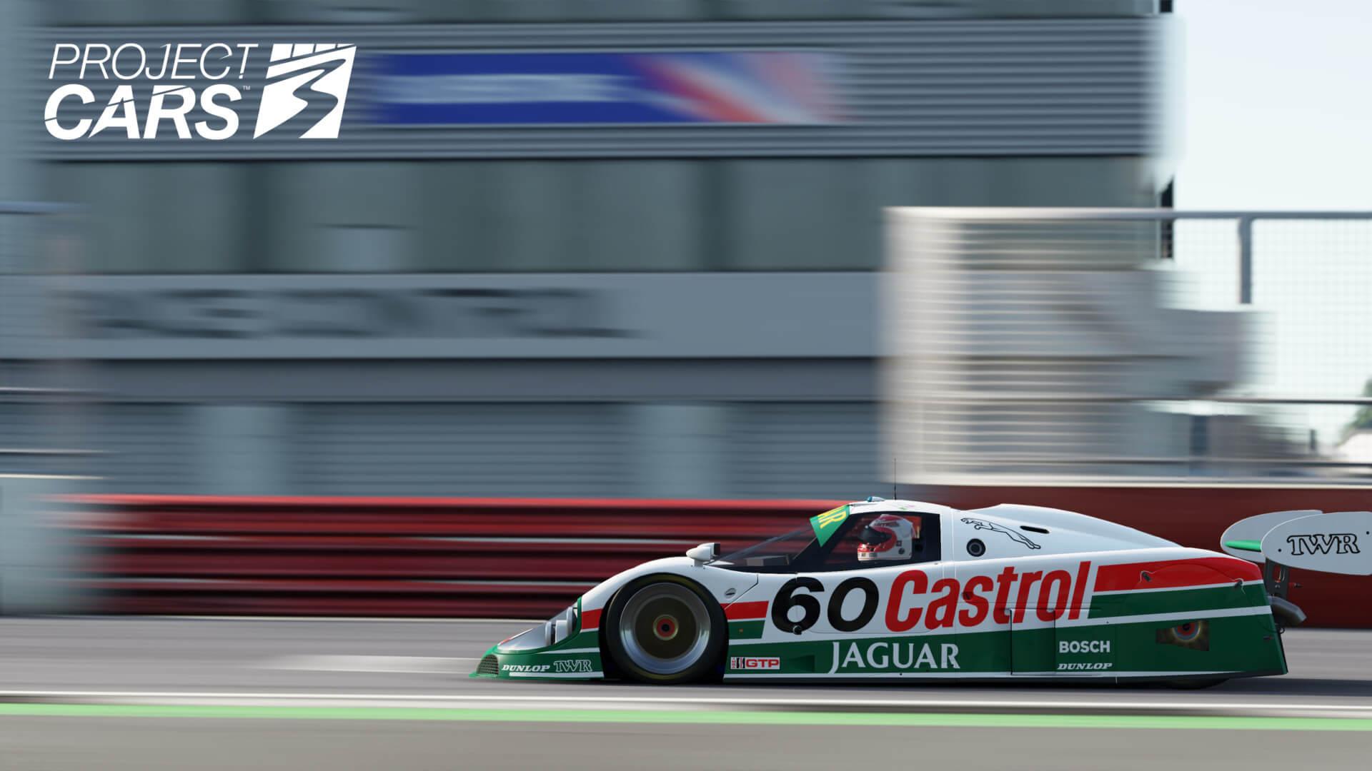 Jaguarxjr12 Silverstone