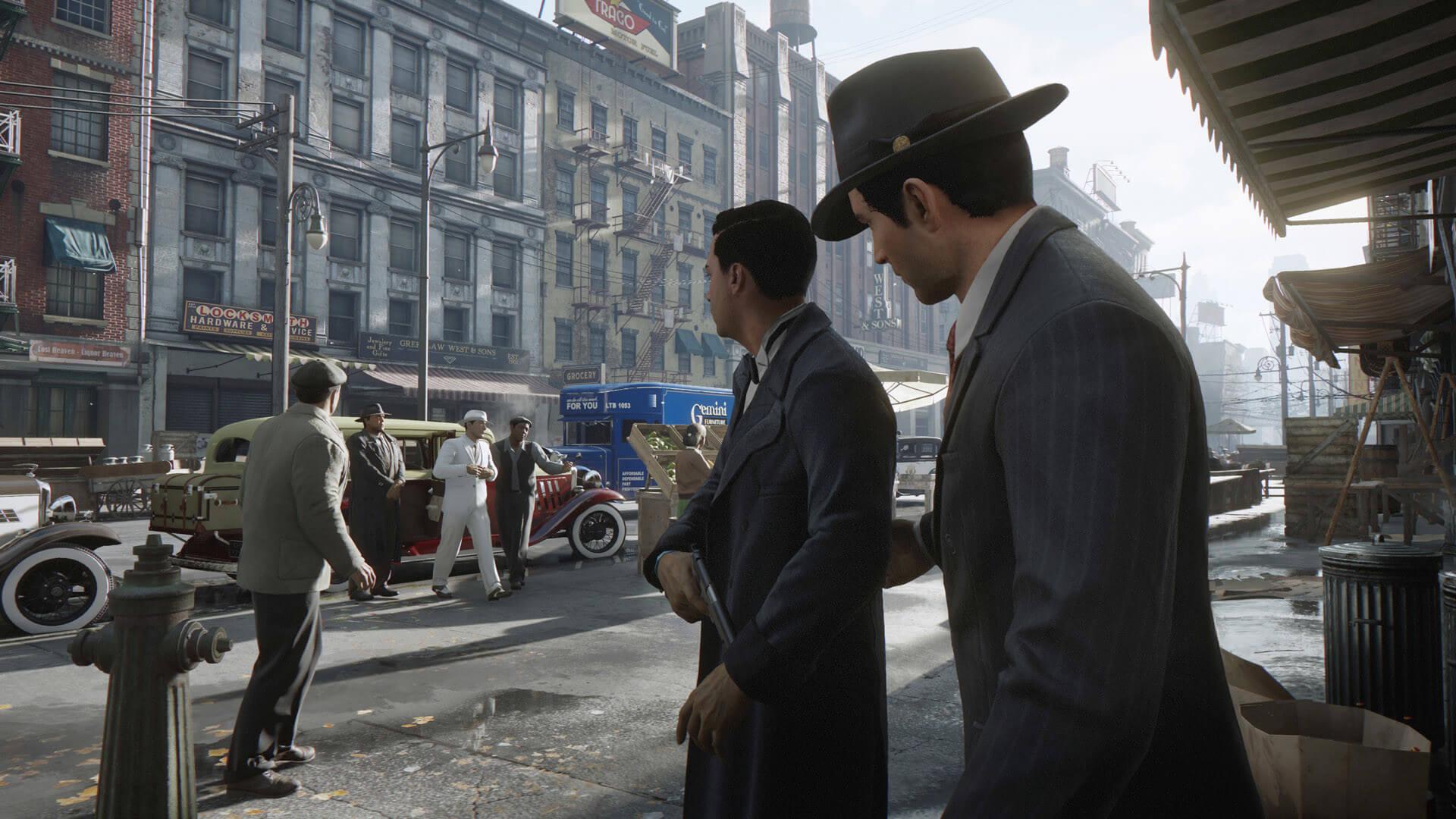 Mafia Announce Screenshot Morello