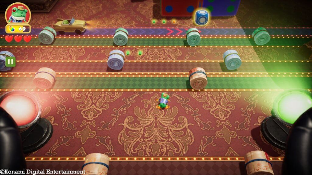 Frogger in Toy Town 1