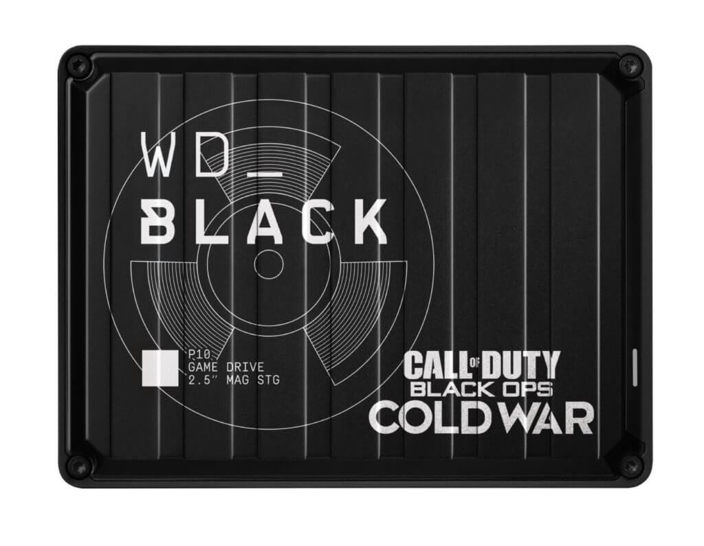 Product: Wd Black P10 Game Drive Call Of Duty