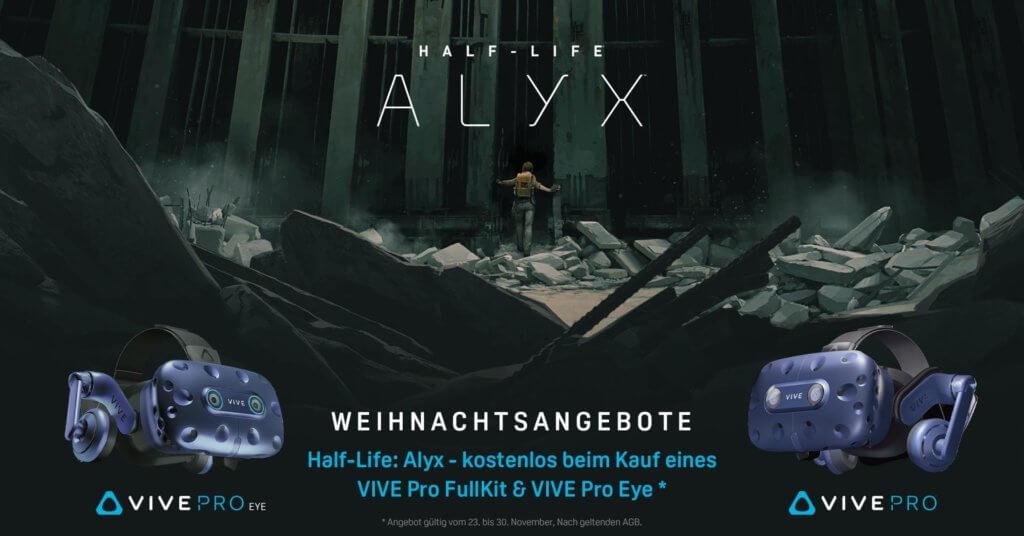 Vive Blackfriday Pro Alyx
