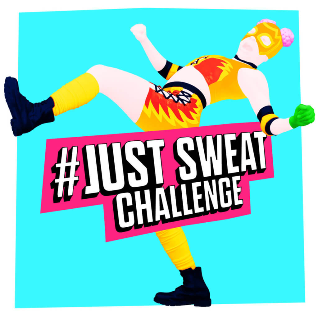 Just Sweat Challenge Square