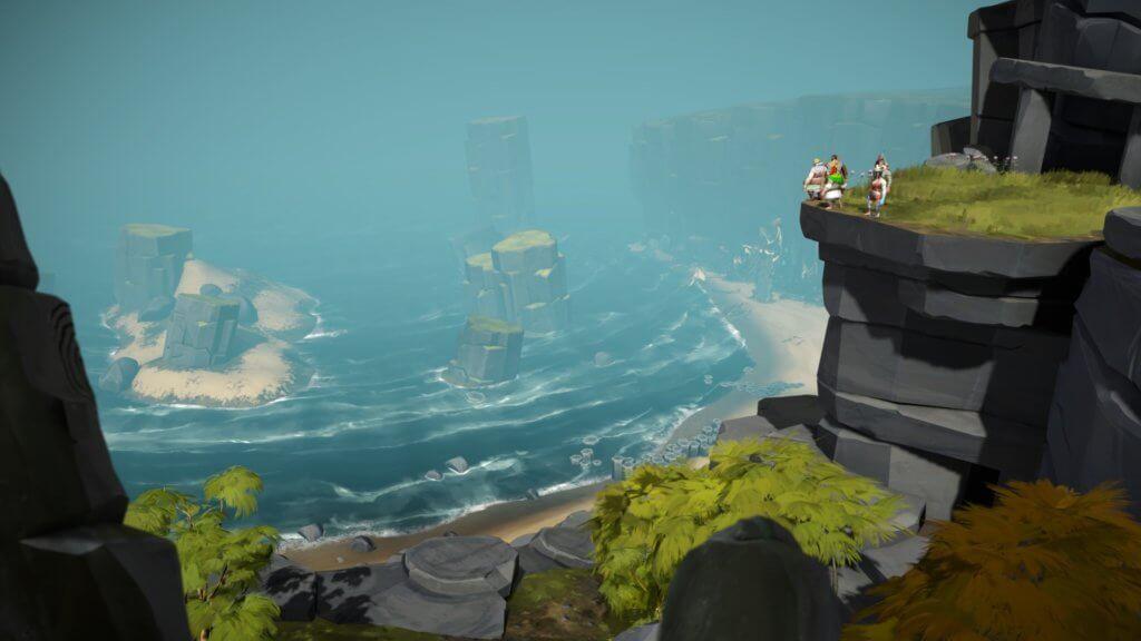 cliffs vista