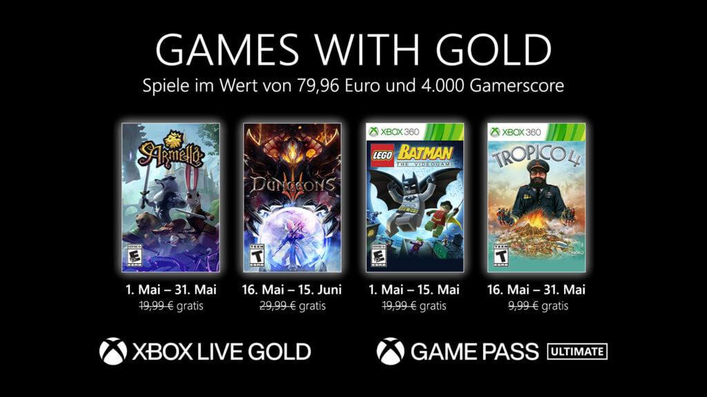 mediaalert gameswithgold mai