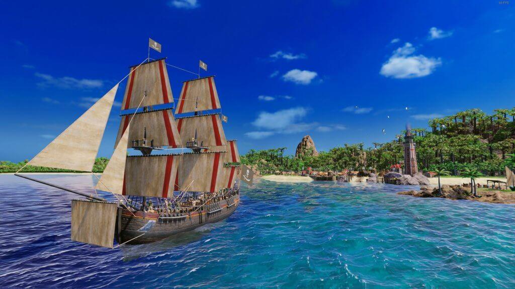 (1) port royale 4 buccaneers pc