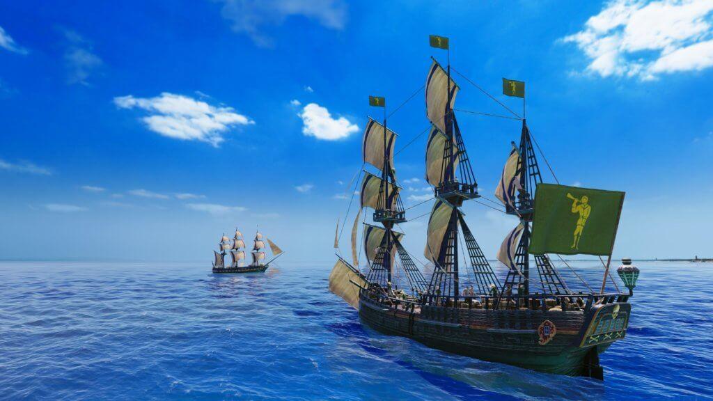 (2) port royale 4 buccaneers pc
