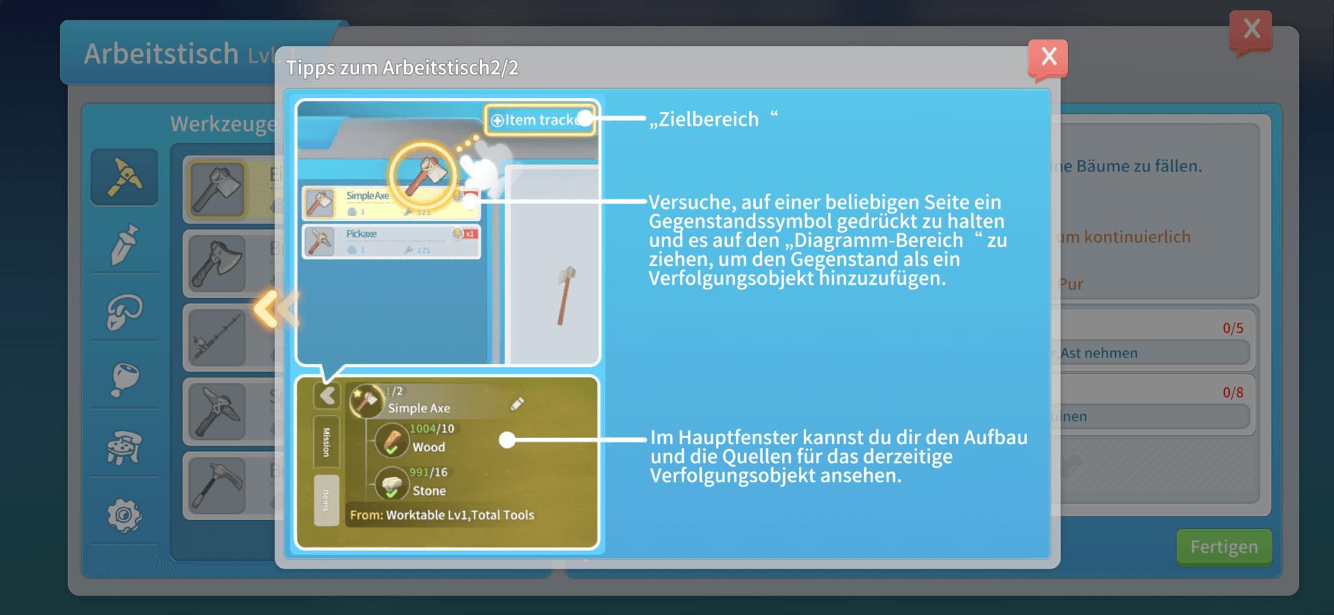 item tracking